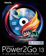 Power2Go 13