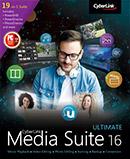 미디어 스위트 16 - 올인원 멀티미디어 소프트웨어 패키지